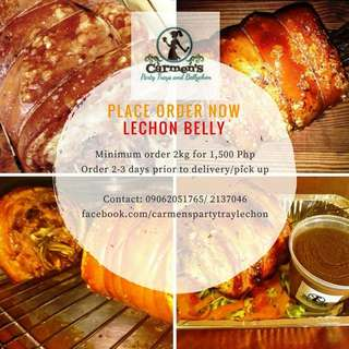 Lechon Belly