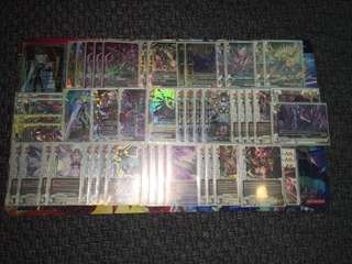 Buddyfight Dungeon Demon Lord Deck