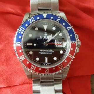 Want to buy rolex gmt 16700 / 16710