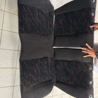 Civic '96 ek seats . Cod. Price can nego