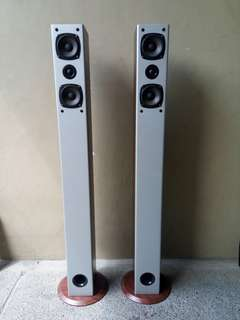 CAV sattelite/surround speaker from japan