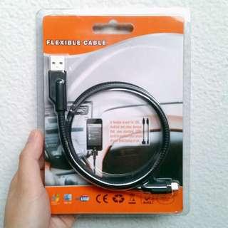 Flexible Cable 靈活手機支架電線