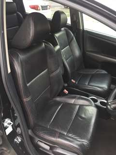 Honda Stream whole set seat