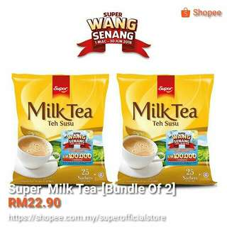 Super Milk Tea