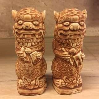 風獅爺(2隻)