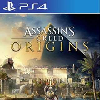 PS4 Assassins Creed Origins DIGITAL