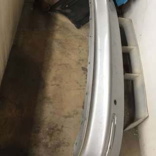 Bumper civic '96 ek so4