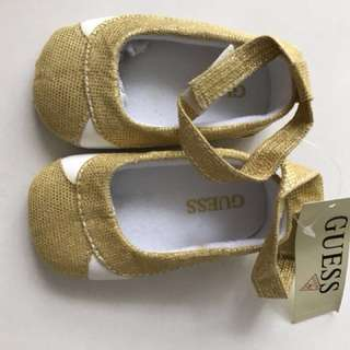 Guess Baby Pre Walker Shoes (Brand New)