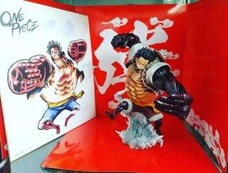One Piece Figurines Kuji Gear Fourth the last