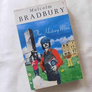 History Man by Malcolm Badburry