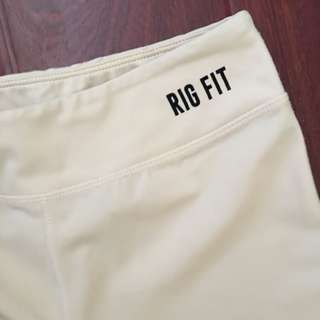 RigFit tights size small
