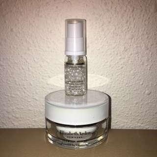 BN Elizabeth Arden Flawless Future Powered by Ceramide Caplet Serum & Moisture Cream