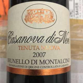 Casanova italian wine