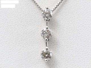 三连星钻石項鏈