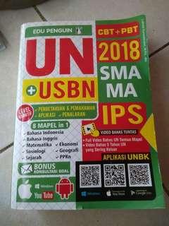 Buku suskes UN SMA #UBL2018