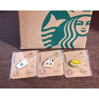 Starbucks Rare Pin