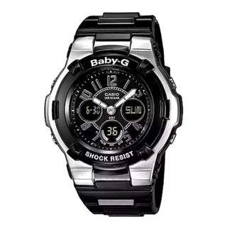 Preorder Casio Baby-G World Time Women's Resin Strap Watch BGA-110-1B2