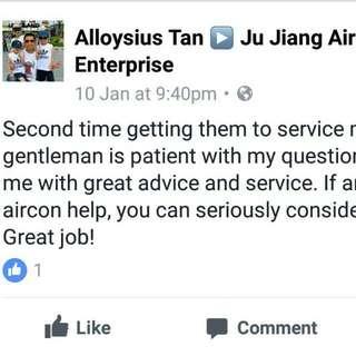 Air Con Servicing