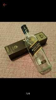 🚚 JONNIE WALKER 200ML 空酒瓶