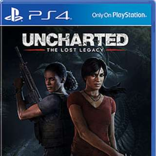PS4 Uncharted: Lost Legacy DIGITAL