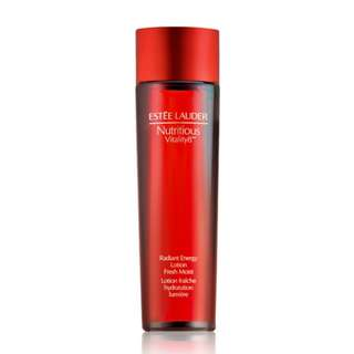 【SAVED $25】Estee Lauder Nutritious Vitality8 Radiant Energy Lotion Intense Moist 200ml