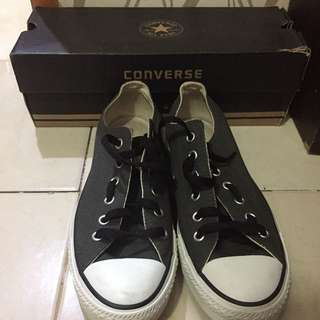 ORIGINAL CONVERSE SHOES MEN SEKALI PAKAI