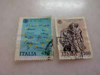 Italy Stamps #M173