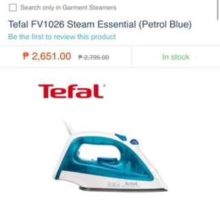 Original TEFAL STEAM IRON