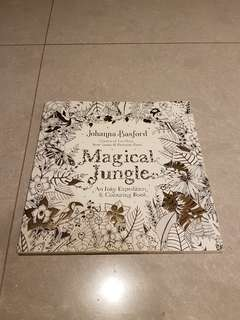 Johanna Basford Magical Jungle