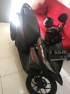 Honda vario 125 cc 2017 stank 14/9/2018 bbk ada factor ada serty f ada motor new  /km 2.800 /087700171776 ada WhatsApp