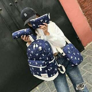 4in1 Korean Backpack Bag