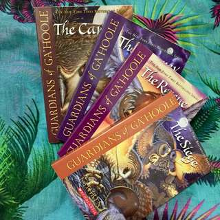 📖Guardians of Ga'Hoole - Boxed Set 🦉📚