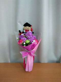 Graduation bouquet