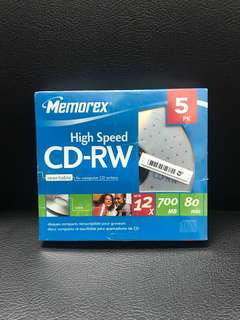 Memorex High Speed CD-RW