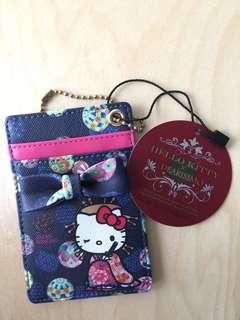 Hello Kitty Card holder, Sanrio