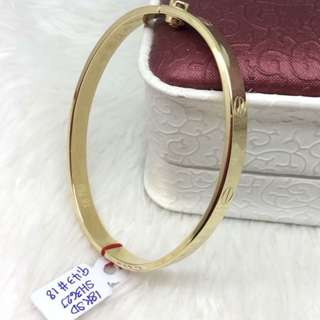 Cartier Inspired Bangle