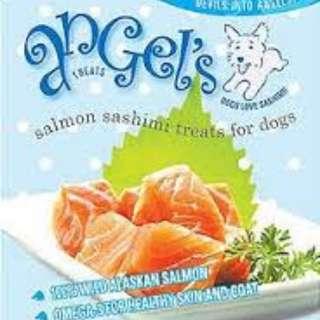 Angels Treats Wild Alaskan Salmon for Dog 17g