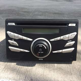 Audio original Perodua Axia 1.0 Basic