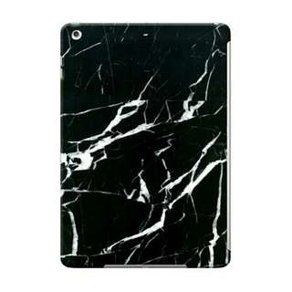 Black Marble White Vein iPad 5 (Air) Custom Hard Case