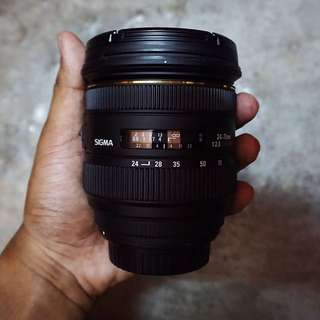 SIGMA 24-70mm F2.8 Mark II EF-Mount