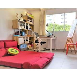 $850 Beautiful Bedok North Road Common Room Includes Utilities