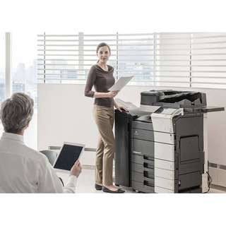 COPIER RENTAL SOLUTION FOR CORPORATE