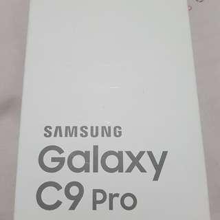 Samsung Galaxy C9 Pro Ram 6GB 64GB Memory