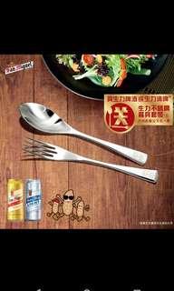 生力® 不銹鋼餐具套裝
