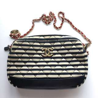Chanel Vintage Coco Sailor Small Bag