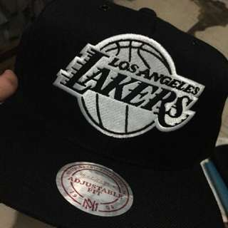 Lakers Mitchell & Ness
