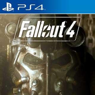 PS4 Fallout 4 DIGITAL