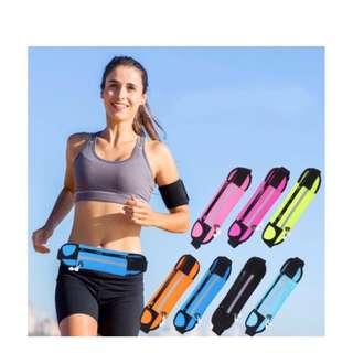 Waist Belt Bag Sport Runner Fanny Pack Fitness Pouch