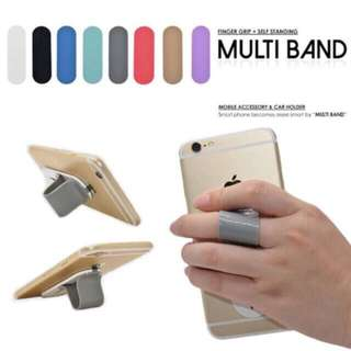 MultiBand Finger Strip + Self Standing