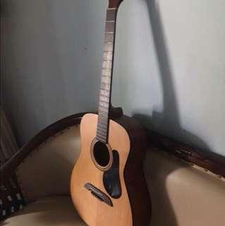 Gitar Akustik Alvarez RF12GB Original